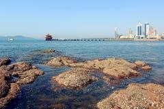 Qingdao royalty free stock photos