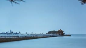 Qingdao scenery in China Royalty Free Stock Photo