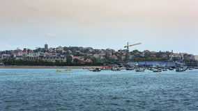 Qingdao scenery in China Royalty Free Stock Images