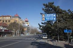Qingdao scenery Stock Images