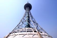 Qingdao tower. Landmark of Qingdao,China stock photos
