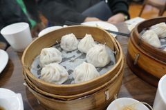 Qingdao Trip. Street food in Qingdao, China stock images