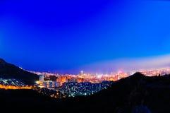 Qingdaolandschap Stock Afbeelding