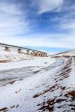 qinghai järnväg tibet Arkivbilder