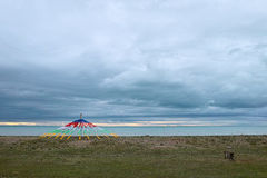Qinghai Lake Royalty Free Stock Photography