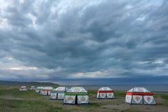 Qinghai Lake scenery Royalty Free Stock Photos