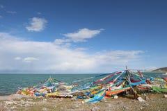 Qinghai Lake in 2015 Stock Photos