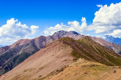 Qinghai scenery Royalty Free Stock Images