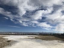 Qinghai-See im Porzellan Lizenzfreie Stockbilder