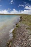 Qinghai - Tibet platå Arkivfoton