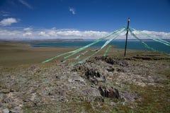 Qinghai - Tibet platå Arkivfoto