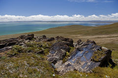 Qinghai - Tibet Plateau. Qinghai Tibet Plateau nature with many lakes Stock Photography