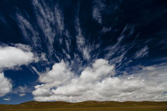 Qinghai - Tibet Plateau Stock Photos