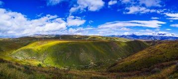 Qinghai Tibet Plateau Stock Photography