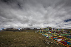 The qinghai-tibet plateau lakes Royalty Free Stock Photography