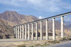 Qinghai-Tibet railway Royalty Free Stock Images
