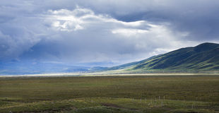 The Qinghai - Xizang Plateau Royalty Free Stock Photo