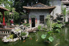 Qinghui Garden Stock Photography