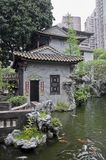 Qinghui Garten Lizenzfreie Stockfotos