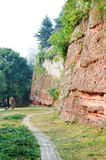 Qingliang gate Stock Image
