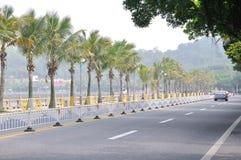 Qinglu Zhonglu scenery Stock Photos