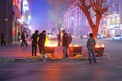 Qingming festival Stock Photos