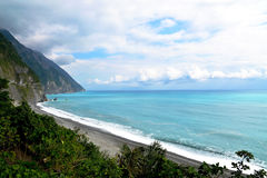 Qingshui Cliff Royalty Free Stock Photo