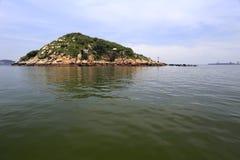 Qingyu island Stock Image
