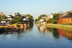 The Qinhuai River Stock Image