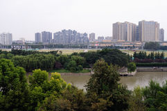 The Qinhuai River Stock Photos