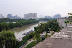 The Qinhuai River Royalty Free Stock Images