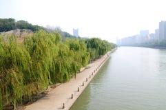 Qinhuai River Royalty Free Stock Image