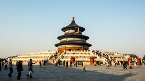 the Qinian Palace in Temple of Heaven in Beijing