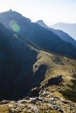 Qinling berg Fotografering för Bildbyråer