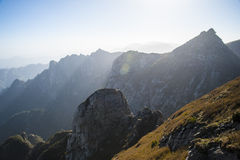 Qinling góry Zdjęcie Royalty Free