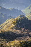 Qinling Mountains Royalty Free Stock Photography