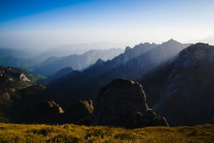 Qinling Mountains stock photography