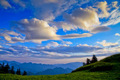 Qinling scenery Stock Images