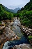 Qinling scenery Stock Photography