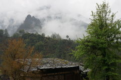 Qiunatong village Stock Photos