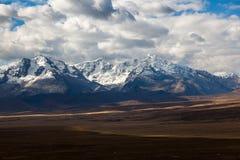 Qiwllarahu berg fotografering för bildbyråer