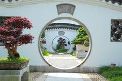 QiYuan Garden in suzhou china Royalty Free Stock Photos