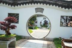 QiYuan Garden in suzhou china Royalty Free Stock Image