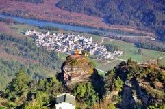 Qiyun mountain Royalty Free Stock Image