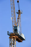 QLCM Tower crane Royalty Free Stock Images