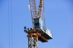 QLCM Tower crane Stock Image