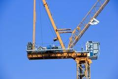 QLCM Tower crane Royalty Free Stock Image