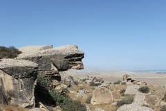 Qobustan Stockfotografie