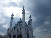 Qolşärif meczet Obrazy Royalty Free