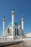 Qol Sharif meczet w Kazan Kremlin Obraz Royalty Free